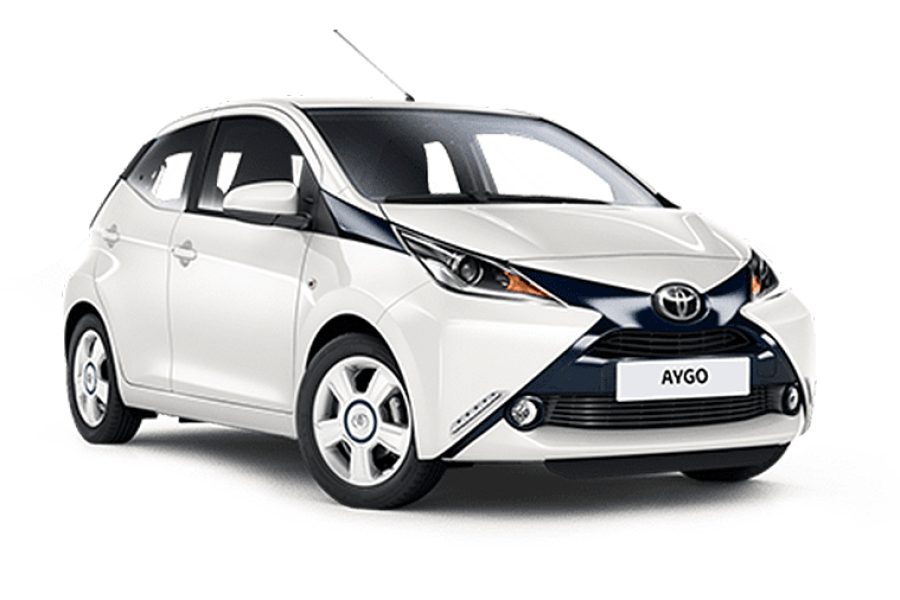 Toyota Aygo Vvt-i Mode Ac from Condor Self Drive