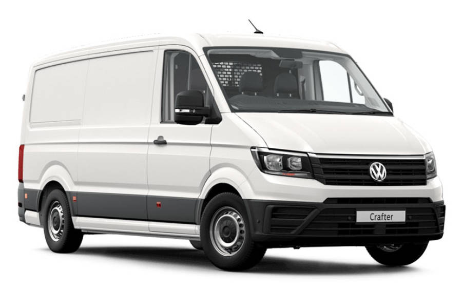Volkswagen Crafter MWB from Condor Self Drive