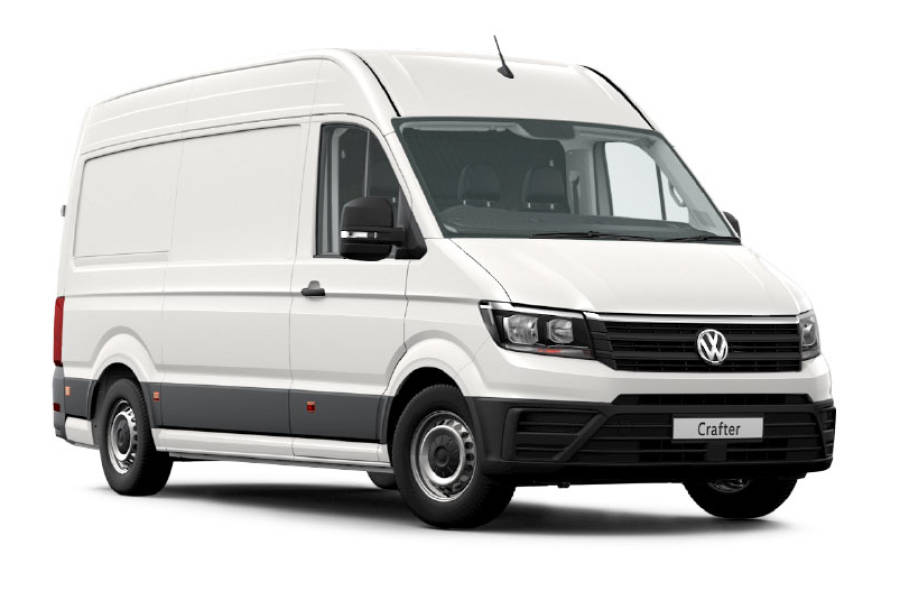 Volkswagen Crafter LWB from Condor Self Drive