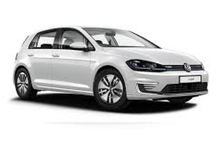 Volkswagen Golf for hire from Condor Self Drive