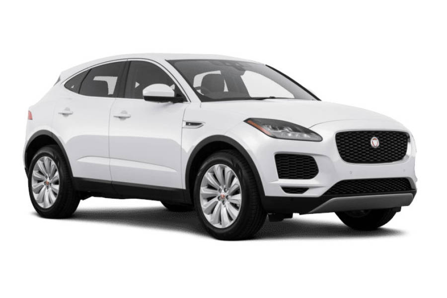 Jaguar E - Pace from Condor Self Drive