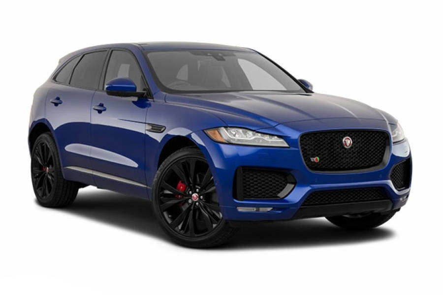 Jaguar F - Pace from Condor Self Drive