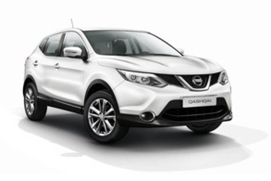 Nissan Quasqai from Condor Self Drive
