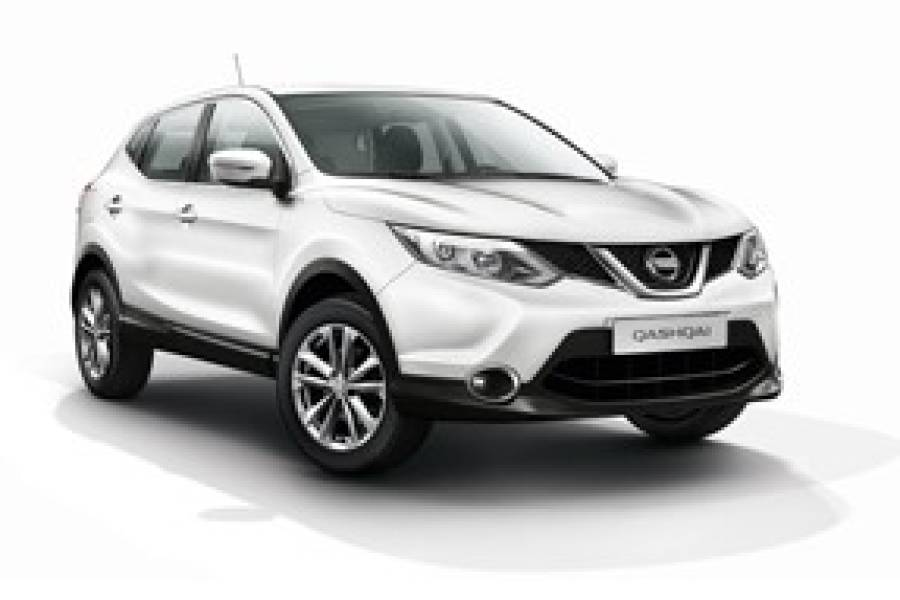 Nissan Qashqai N-tec from Condor Self Drive