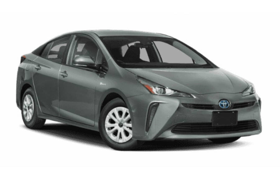 Toyota Prius from Condor Self Drive