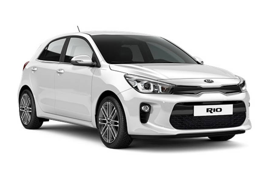 Kia Rio from Condor Self Drive