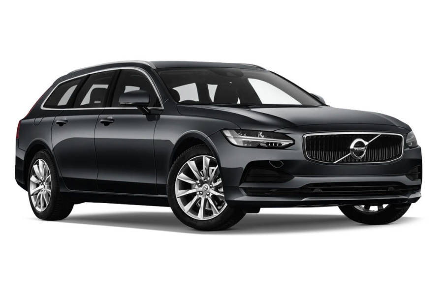 Volvo V90 from Condor Self Drive