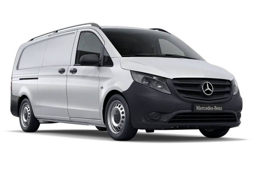 Mercedes Vito from Condor Self Drive