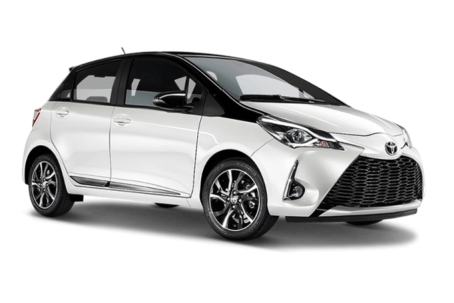 Toyota Yaris Vvt-i Move Mm for hire from Condor Self Drive